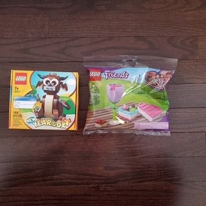 Lego Year of the Ox and Friends